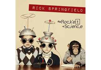 Rick Springfield - Rocket Science - (CD)