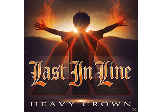 Last In Line Heavy Crown CD