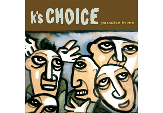K's Choice - Paradise In Me - (Vinyl)