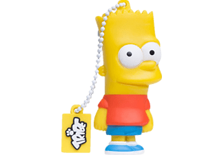 TRIBE USB Stick Bart Simpson 16GB - (FD003502)