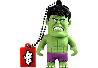 TRIBE USB Stick The Hulk 16GB - (FD016502)