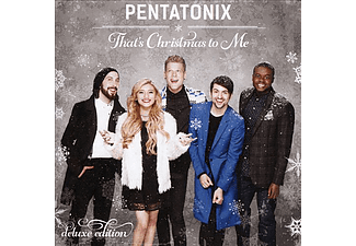Pentatonix - That's Christmas to Me - Deluxe Edition (CD)