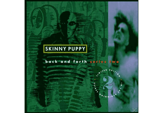 Skinny Puppy - BACK AND FORTH SERIES TWO [CD]