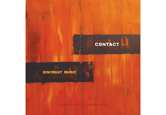 Contact, VARIOUS - Discreet Music - (CD)