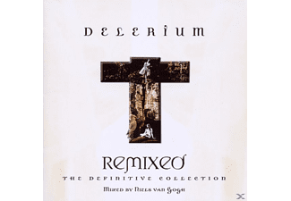 Delerium - Remixed: The Definitive Collection - (CD)