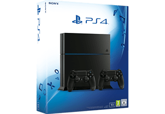 SONY PS4 1TB + 2nd DS4