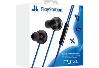 SONY PS4 In Ear Stereo Headset