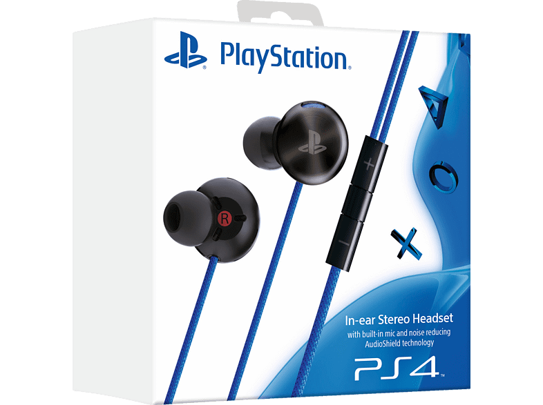 SONY PS4 In Ear Stereo Headset  gaming   offline sony ps4 αξεσουάρ ps4 gaming   offline αξεσουάρ gaming