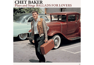 Chet Baker - Plays And Sings Ballads For Lovers [CD]