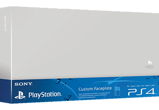 SONY HDD Cover Silver