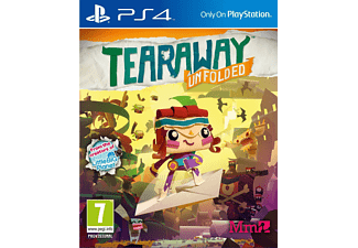 SONY EURASIA Tearaway Unfolded 169 PS4