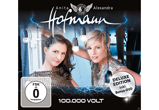 Anita Und Alexandra Hofmann - 100.000 Volt (Deluxe Edition) [CD + DVD Video]