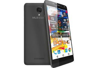 MLS iQTalk Color 4G Black