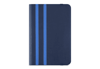 BELKIN Twin Stripe Folio iPad mini Blauw