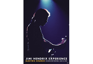 Jimi Hendrix - Jimi Hendrix: Electric Church - (DVD)