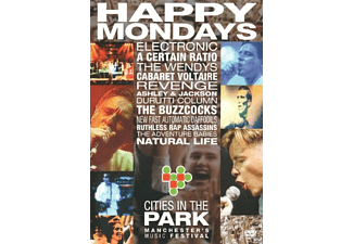 VARIOUS - Cities In The Park [DVD]