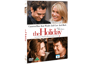 The Holiday Komedi DVD