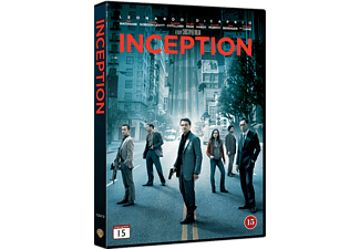 Inception Action DVD