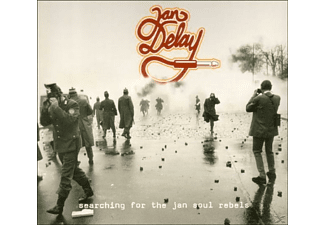 Jan Delay - Searching For The Jan Soul Rebels - (Vinyl)