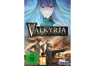 Valkyria Chronicles PC