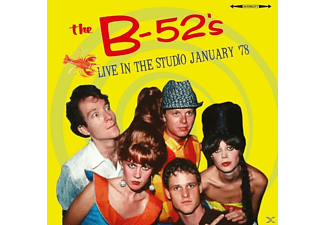The B-52's - Live In The Studio 78 - (CD)