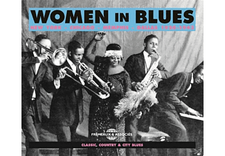 VARIOUS - Women in Blues : New York, Chicago, Memphis, Dallas 1920 - 1943 - (CD)