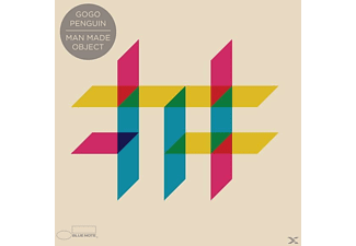 GoGo Penguin - Man Made Object (Vinyl LP (nagylemez))