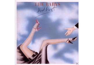 The Babys - Head First - (CD)