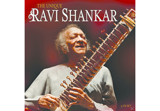 Ravi Shankar - Unique Ravi Shankar - (CD)