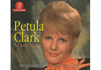 Petula Clark - Early Years - (CD)