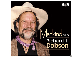 Richard Dobson - Mankind - (CD)