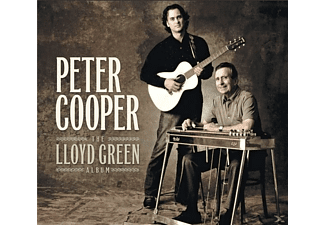 Peter Cooper - The Lloyd Green Album - (CD)