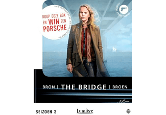 The Bridge - Seizoen 3 | Blu-ray