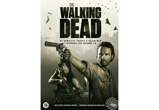 The Walking Dead - Seizoen 1-5 | DVD
