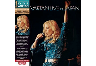 Sylvie Vartan - Live In Japan - (CD)