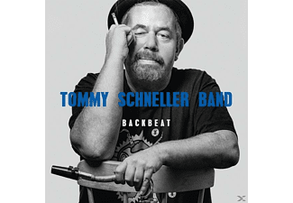 Tommy Schneller Band - Backbeat - (CD)