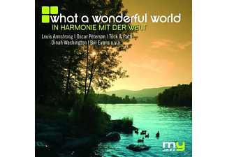 VARIOUS - What A Wonderful World (My Jazz) - (CD)