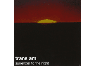 Trans Am - Surrender To The Night - (CD)