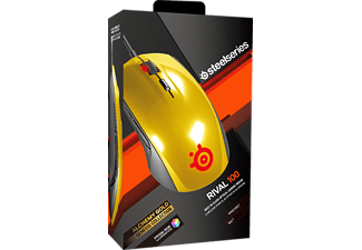 STEELSERIES Rival 100 - Guld
