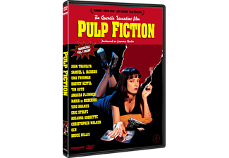 Pulp Fiction Action DVD