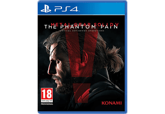 KONAMI Metal Gear Solid V The Phantom Pain STD PlayStation 4
