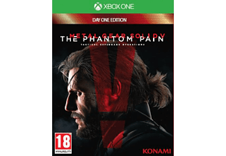 ARAL Metal Gear Solid V The Phantom Pain Xbox One