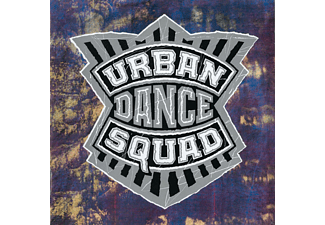 Urban Dance Squad - Mental Floss For The Globe/Hollywood Live 1990 - (CD)