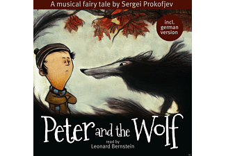 Peter And The Wolf - 1 CD - Hörbuch