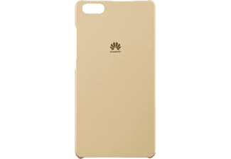 51990916 Backcover Huawei P8 Lite  Beige/Braun