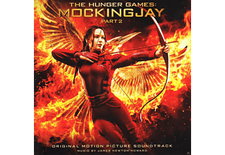 VARIOUS, James Newton Howard - Die Tribute Von Panem-Mockingjay Teil 2 [CD]