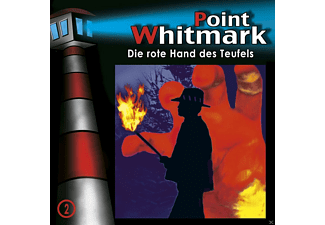 - Point Whitmark 02: Die rote Hand des Teufels - (CD)