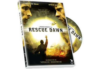 Rescue Dawn Thriller DVD