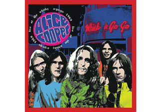 Alice Cooper - Live At The Whiskey A Go-Go, 1969 [Vinyl]