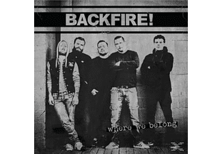 Backfire - Where We Belong - (Vinyl)